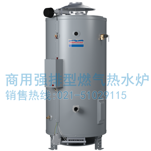 商用强排型燃气热水炉